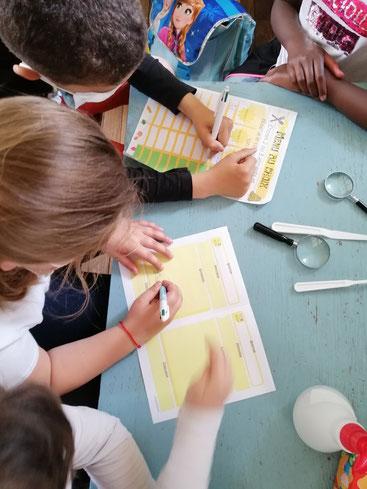 bien en classe élève ton blob ressources pédagogiques cycle2 cycle3