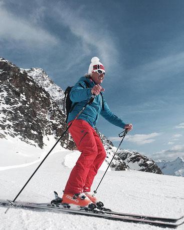 Skifactory, masocorto, skilehrer, maestro di sci, platzgummer sepp