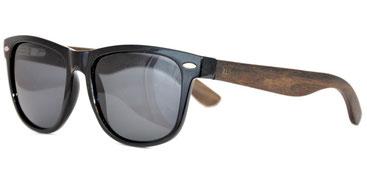 Holz Sonnenbrille Birne