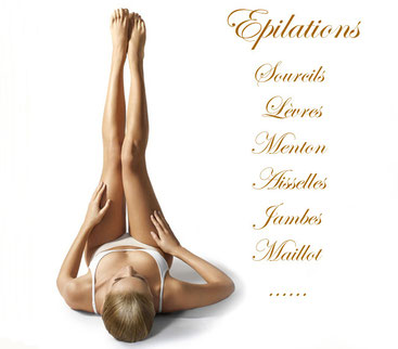 soins epilations