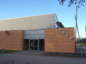 BSV-Achim Veranstaltungsort Sporthalle Uphusen