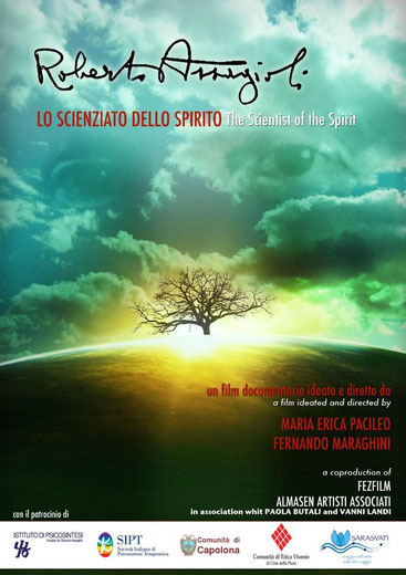 Roberto Assagioli: The Scientist of the Spirit - Lo scienziato dello spirito - Locandina del Film