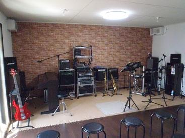 JAZZ演奏の防音室の増築