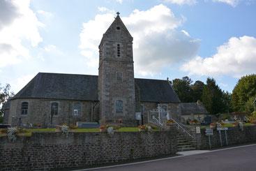 église Saint-Martin-Anctoville-sur-Boscq