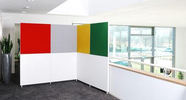 Wienss Innenausbau GmbH -  Innenausbau KONZ Baustoffe Waiblingen.