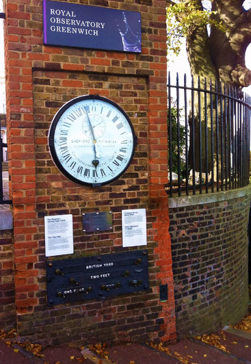 Viewpoints in London free of charge - Old Greenwich Royal Observatory