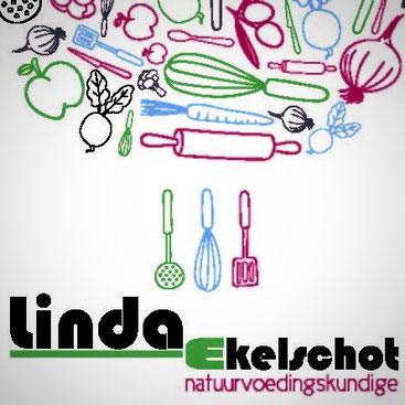 Profielfoto, Facebook, Linda Ekelschot, natuurvoedingsdeskundige, logo gebruik, Almere