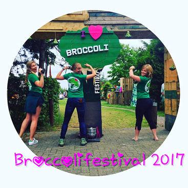 Broccoli Festival, opzetten en organiseren van het event. Hoofdlijnen Pr & Communicatie