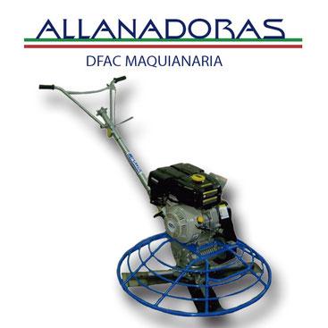 Allanadora o helicóptero