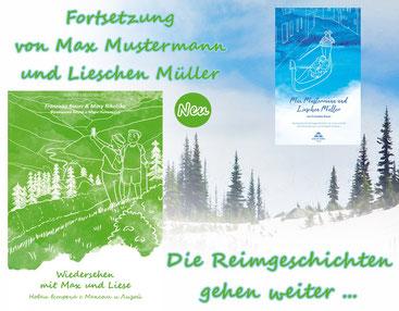 """""""Wiedersehen mit Max und Liese"""" Buchvorstellung und Lesung"""
