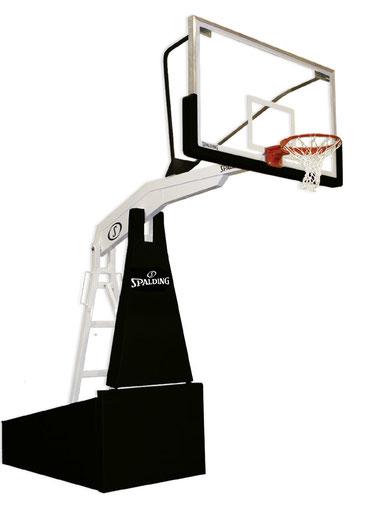 Professional Spalding G-Series Basketball Goal FIBA Level 3