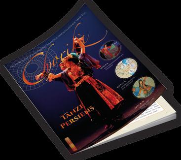 Fachzeitschrift des Bundesverbandes Orientalischer Tanz e.V. Ausgabe 01/16