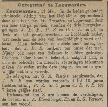 Provinciale Drentsche en Asser courant 13-05-1882