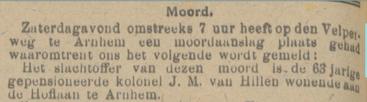 Provinciale Geldersche en Nijmeegsche courant 03-02-1919