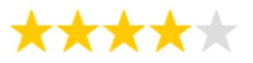 4 Sterne Bewertung für Artelac Complete