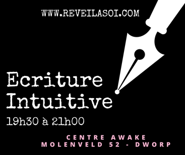 Ecriture intuitive Pascale Lecoq Reveilasoi.com