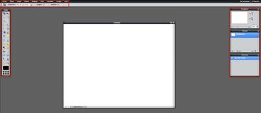 interface Pixlr Jimdo