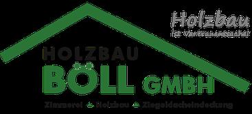 Logo Holzbau Böll GmbH