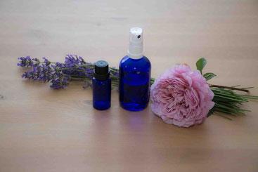Aromatherapie, Ätherische Öle, Duftstoffe