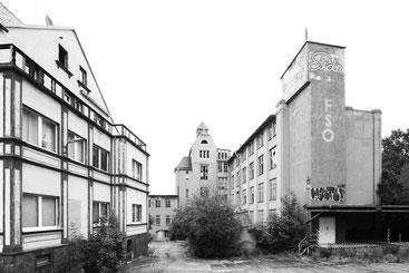 Strumpffabrik G.Bahner Lichtenstein - Zweigwerk des VEB ESDA