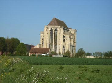 Saint-Martin-aux-Bois © Cliché Stalles de Picardie