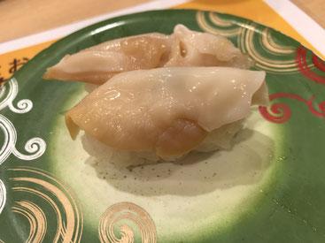 トリトンの白つぶ貝