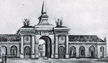 Berlin, Stadttor, Oranienburger Tor, Chausseestraße