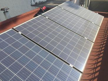 Paneles solares para generar ahorro eléctrico en casa