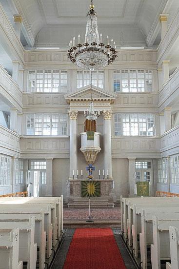 Dorfkirche Mildenau Quelle: Wikipedia