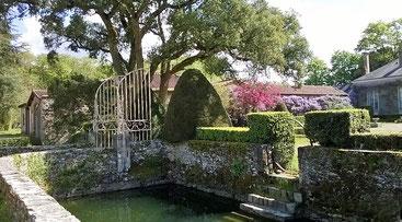 Visite au Château de La Mercredière 44330 Le Pallet