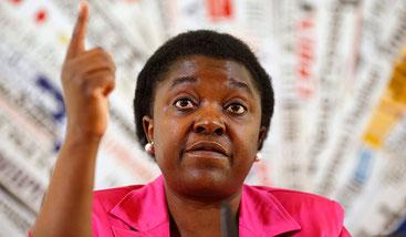 Kashetu Kyenge, detta Cécile