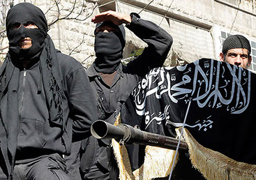 Terrorismo in Siria