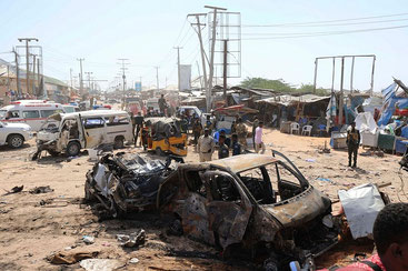 Massacro a Mogadiscio, Somalia 28.12.2019