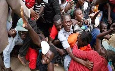 Kibera. La guerra dei poveri