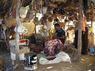 Negozio a Kibokoni - Malindi