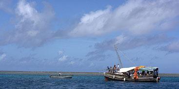 Parco nazionale marino di Kisite-Mpunguti