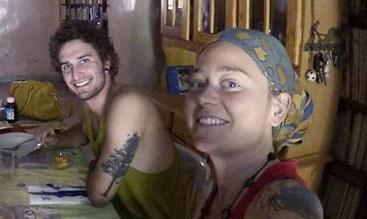 """Gli altri due """"volontari"""" Luigi Tacchetto ed Edith Blasi, sequestrati in Mali"""