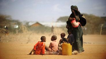 Siccità in Kenya