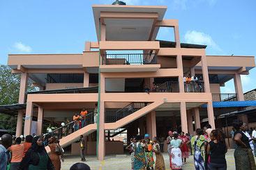 Il nuovo Kwajiwa Market a Malindi
