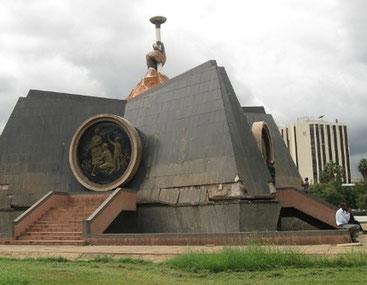 Nyayo Monument, Nairobi