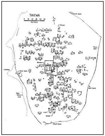 Mappa di Takwa
