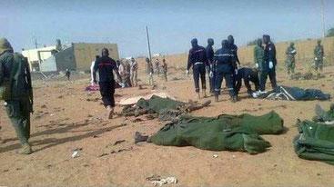 Attacco jihadista in Niger