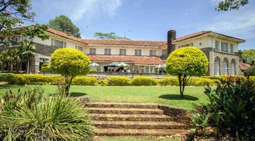 Tea Hotel Kericho