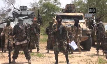 Miliziani Boko-Haram