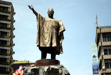 Tom Mboya Statue, Nairobi
