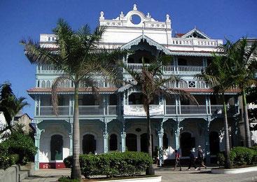 Il Vecchio Dispensario a Stone Town Zanzibar