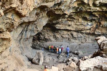 Grotte Monte Suswa