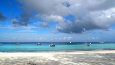 Spiaggia di Kendwa-Isola di Unguja