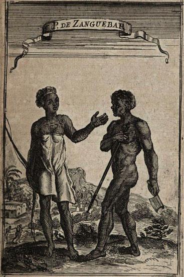 Popolo di Zanguebar (1683).