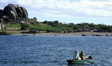Isola di Ukara - Lago Vittoria, Tanzania